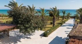 Casa Vacanze Barbara Elegante Villa A 20 M Dal Mare Sampieri